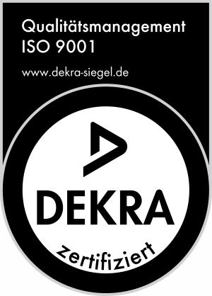 DEKRA ISO 9001